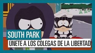 South Park Retaguardia en Peligro Escoge tu bando - Únete a los Colegas de la Libertad Ubisoft