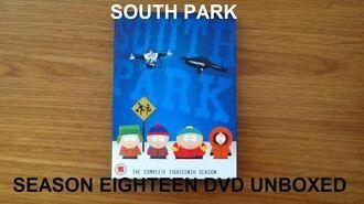 South Park Season 18 - PewDiePie Appearances - DVD Box Set & Review