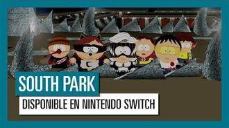 South Park South Park™ Retaguardia en Peligro™ ya está disponible para Nintendo Switch™