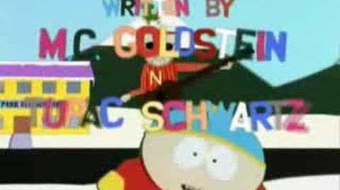 Original South Park intro