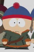 Stan vestido de mongol