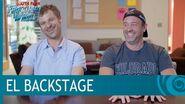 South Park Retaguardia en Peligro - Te invitamos al backstage con Trey and Matt SP