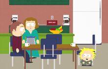 Tweek y sus padres