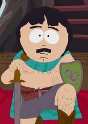 Randy soldier
