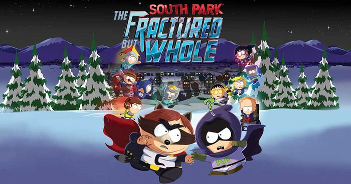 South park fractured