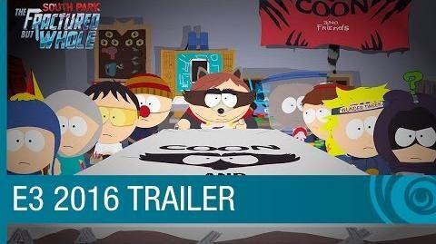Vídeo South Park The Fractured but Whole del E3 2016 ES