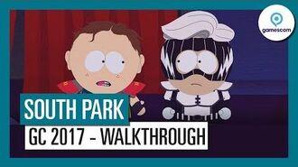 South Park Retaguardia en Peligro Gamescom 2017 Gameplay Walkthrough