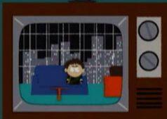 Christophe en el Programa de Conan O'Brien