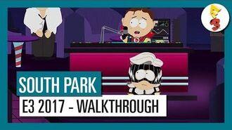 South Park Retaguardia en Peligro E3 2017 Gameplay Walkthrough