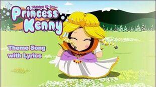 South Park The Stick of Truth - Princess Kenny Theme (with lyrics)