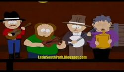 La Madre de Cartman Sigue Siendo una Puta Sucia trivia 1