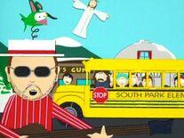 Les Claypool en South Park