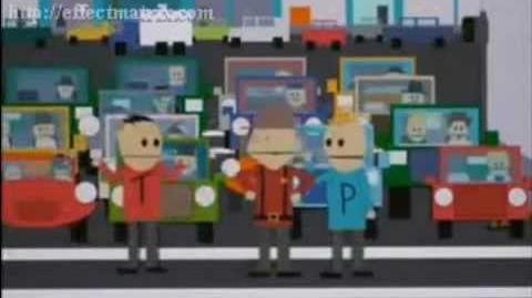 "South Park - La Pelicula - Tio Cojones. ""ESPAÑOL LATINO"""
