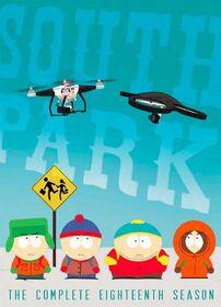 SouthPark S18 DVD e