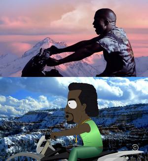 El Hobbit Kanye West