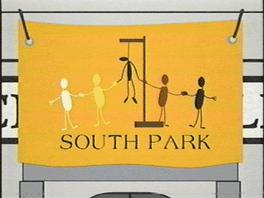 Bandera nueva de South Park