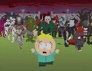 Butters in imagination land