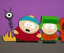 Cartman gets an anial Prob