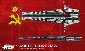 Soviet star union ship roster - red october class