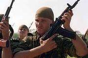 Ukrainian Marine with AKS-74U JPEG