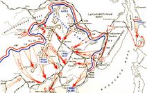 The soviet invansion of Manchuria (1945)