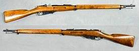 275px-Mosin-Nagant M1891 - Ryssland - AM.032971