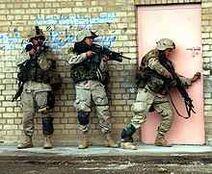 220px-US 1stCavDiv Fallujah, Nov 12, 2004