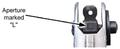 120px-M16A1 rifle rear sight FM 3-22.9 (23-9) Fig 2-3