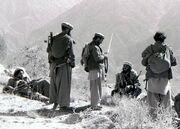Mortar attack on Shigal Tarna garrison, Kunar Province, 87