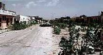 220px-An abandoned MOGADISHU Street known as the Green Line, Jan 1993
