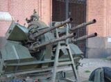 KPV heavy machine gun