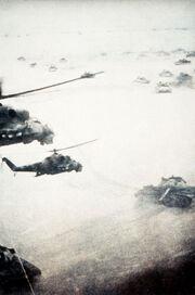 SovietafghanwarTanksHelicopters