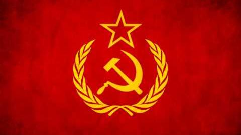 National Anthem of the soviet union