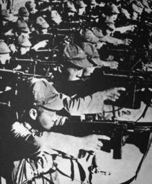 Thompson submachine gun   Union of Soviet Socialist