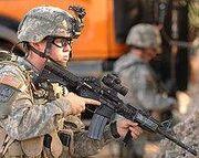 220px-Colt M4 MWS Carbine Iraq