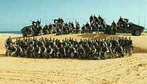 220px-75th Ranger Regiment Bravo Company 3rd Batallion Somalia 1993