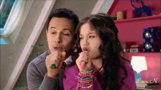 Luna & Miguel zingen Valiente 1