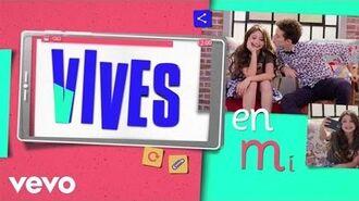 Vives en Mí (Officiële Lyrics Video)