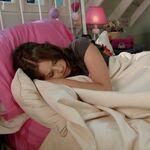 Luna slaapt