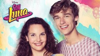 Liedje Niet Te Stoppen door Ridder & Shalisa Soy Luna Disney Channel BE