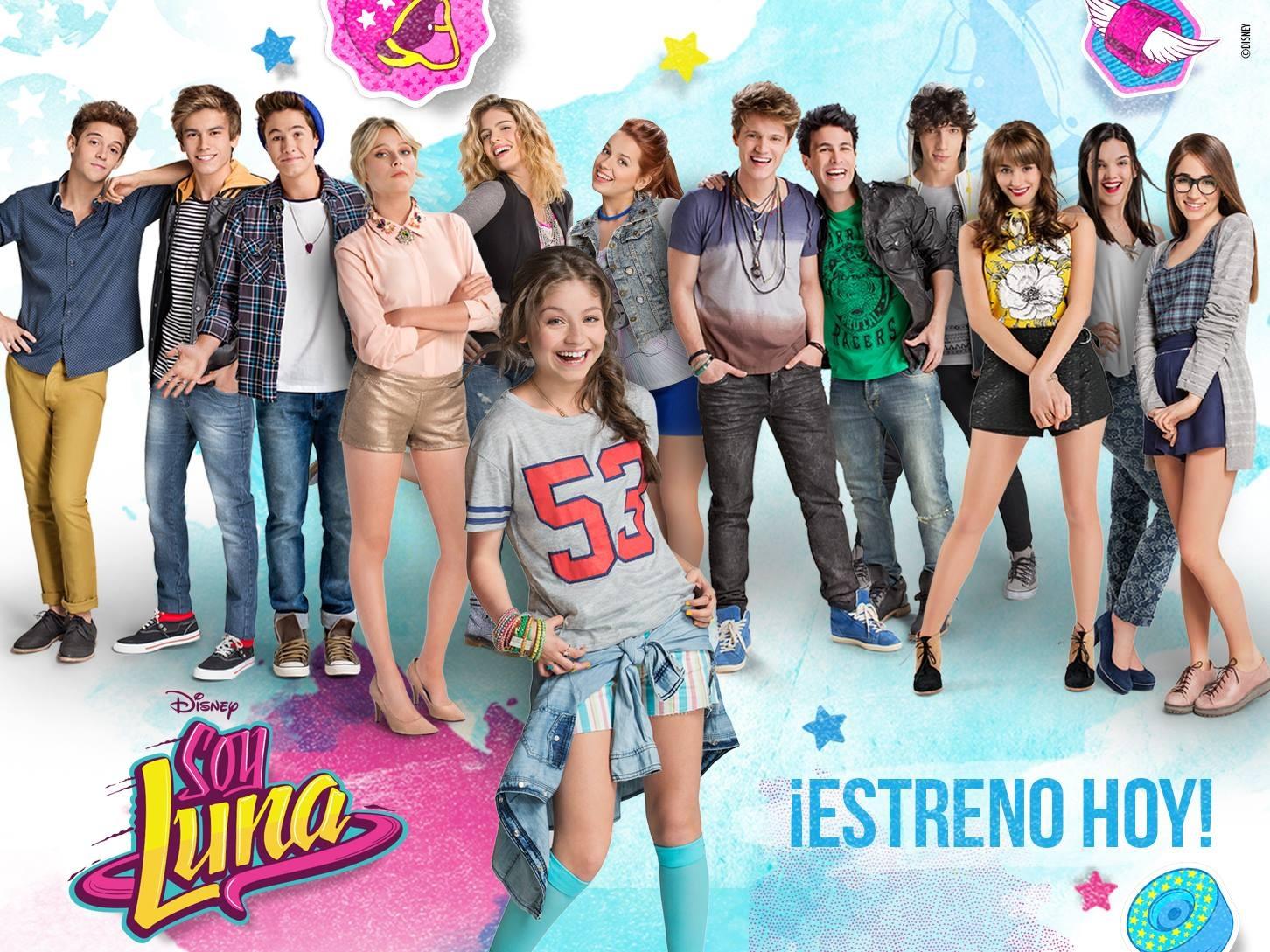 Staffel 1 Soy Luna Wiki Fandom Powered By Wikia