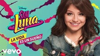 "Elenco de Soy Luna - Valiente (From ""Soy Luna"" Audio Only)"