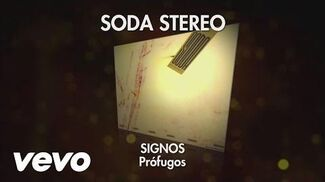 Soda Stereo - Prófugos (Audio)