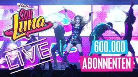 SOY LUNA LIVE, Exklusiv-Clip - Die Show in Mannheim!