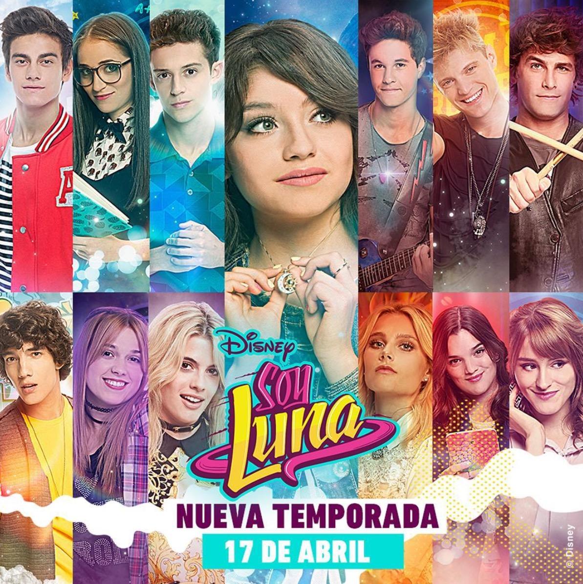 Soy Luna 3 Staffel