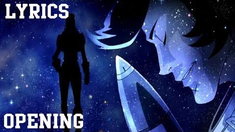 Space Dandy Opening Lyrics-0