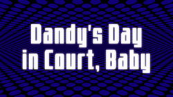 Space Dandy Episode 25 Title Card