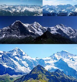 Enor Mountains