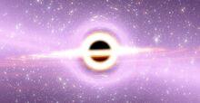 Archurion's central black hole