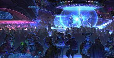 Kreon nightlife